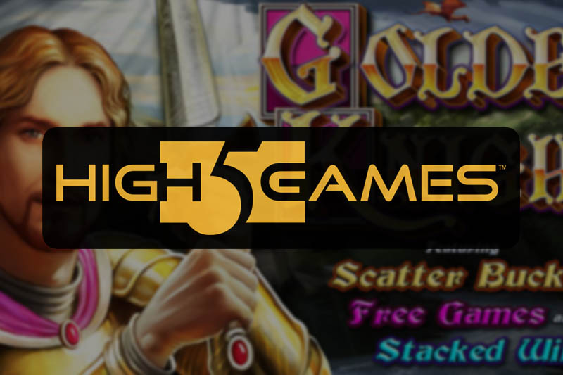 High 5 Games Thrilled To Add GAN To Distribution Channels