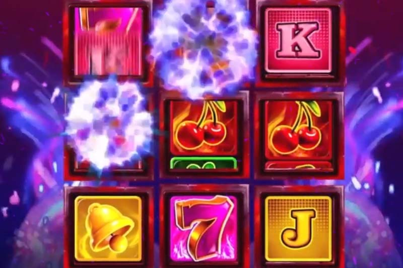 Hot Blox Features Free Spins