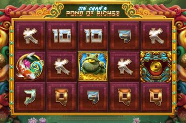 Thunderkick's Jin Chan's Pond of Riches Grabs Slot Of The Week