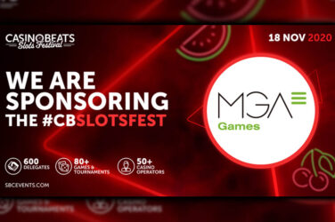 MGA Games To Attend Casino Beats Slots Festival As Guest Provider
