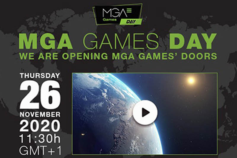MGA Games Day Announcement And Update [Video]