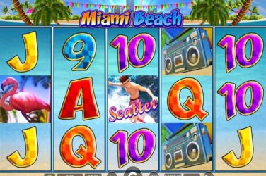 Top 3 Beach Themed Slots In 2020