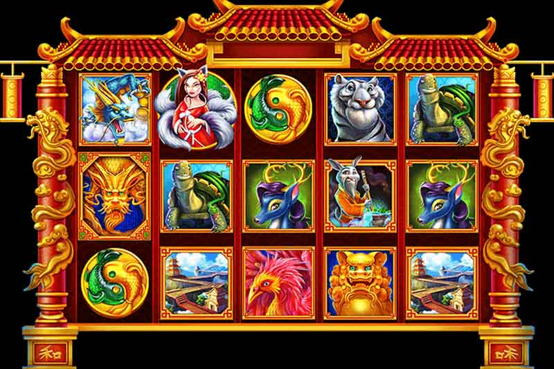 Mythical Creatures Slot