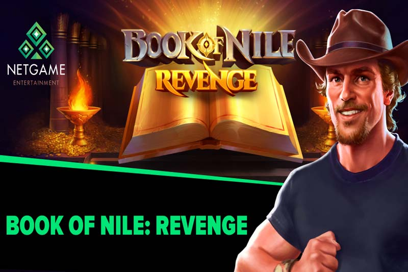 Book Of Nile Revenge - New Slot Release From NetGame Entertainment