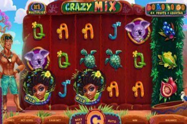 True Lab's Crazy Mix Slot Launches Today