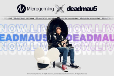 Deadmau5 Takes Centre Stage in New Branded Slot From Microgaming