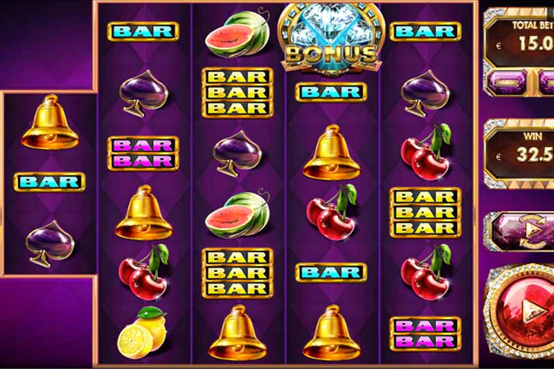 Red Rake Gaming's Diamond Cascade Slot Is Live
