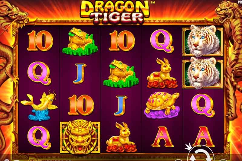 Pragmatic Play's Dragon Tiger Slot Is Live