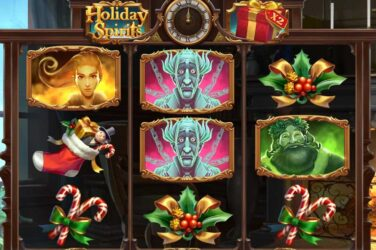 Holiday Spirits - Play'n Go's New 3 Reel Slot Release