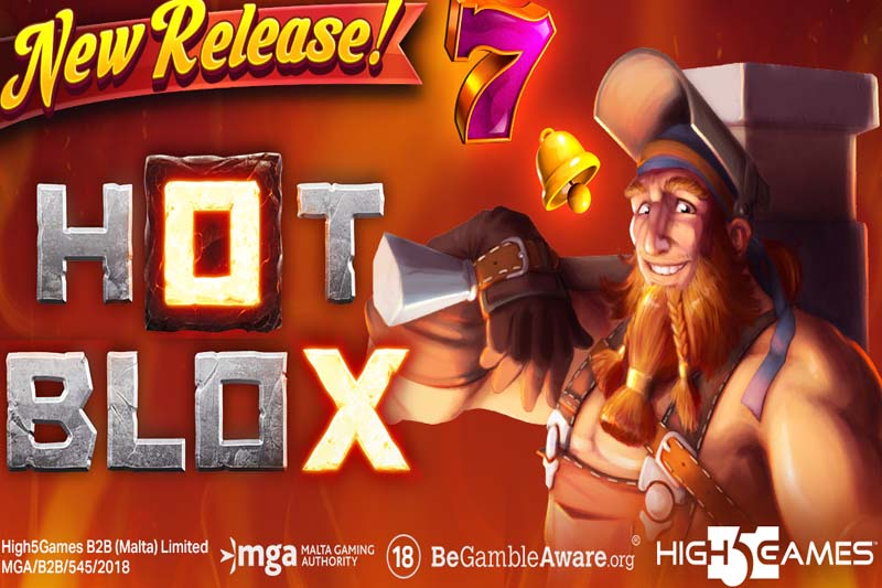 Hot Blox - New Slot Release From High 5 Games