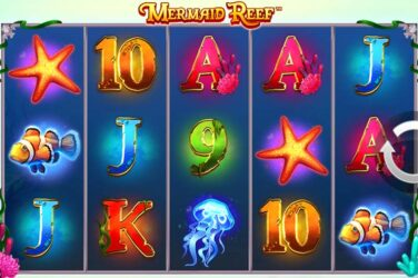 Mermaid Reef - ReelPlay's Latest Slot Release Via Relax Gaming