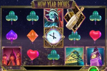 New Year Riches - Play'n Go's Newest Slot Release