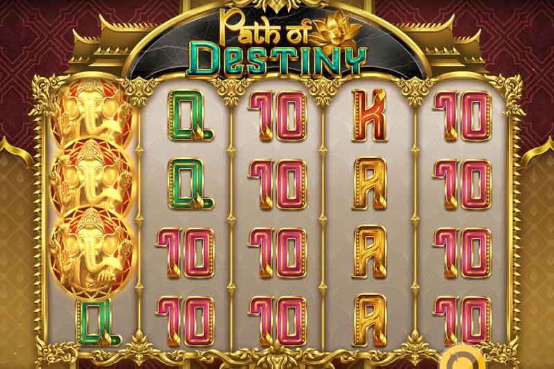 Path of Destiny - New Adjacent-Pays Slot From Red Tiger