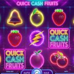 Quick Cash Fruits By Netgame Entertainment Goes Live
