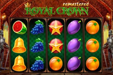 BF Games' Newest Slot Royal Crown Remastered Is Live