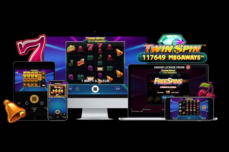 NetEnt's Twin Spin Slot Gets Megaways Revamp