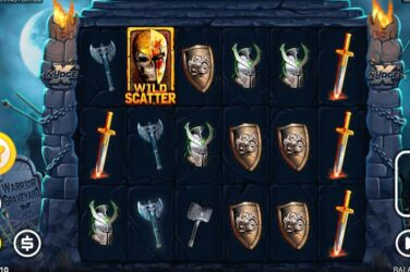 Warrior Graveyard - New Nudge Slot Game From Nolimit City