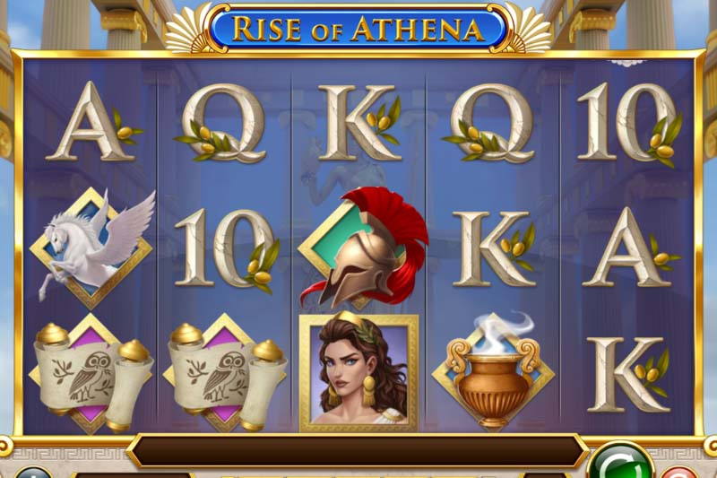 Rise of Athena - Play'n GO