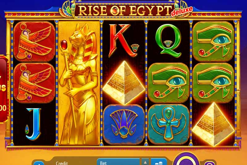Rise of Egypt Deluxe - Playson