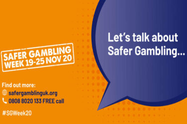 Safer Gambling Week 2020 To Launch Tomorrow In UK And Ireland