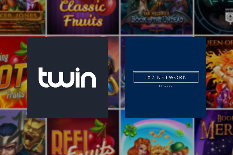 Twin Online Casino Links-Up With 1x2 Network