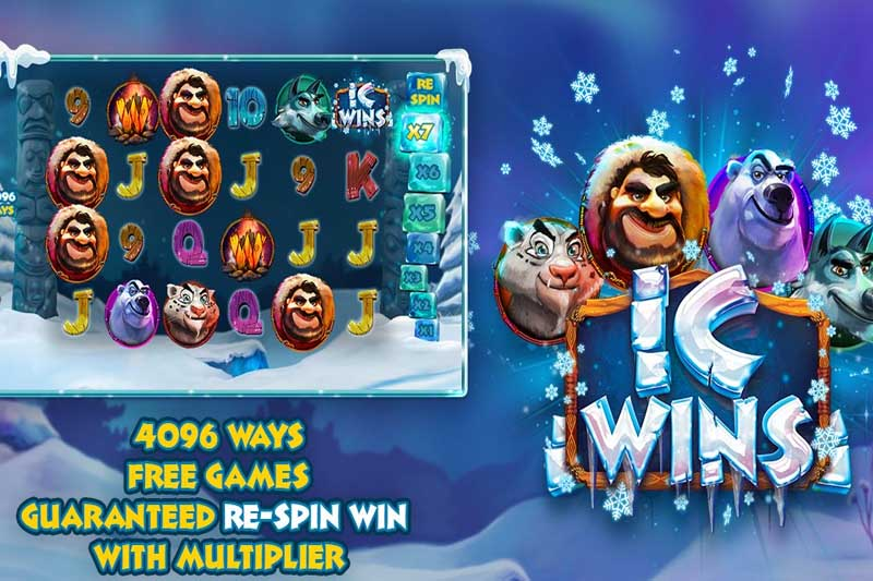 Claim 135 Free Spins On RTG's New Slot IC Wins