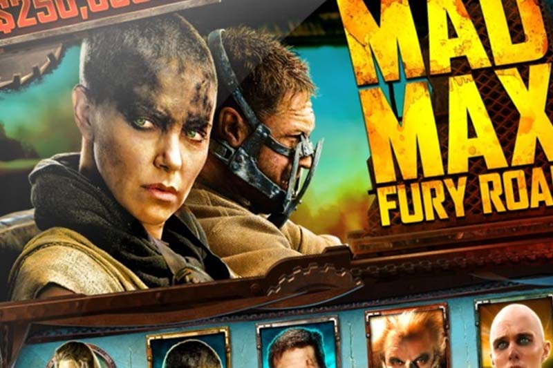 Big Slot Win - Mad Max Fury Road Slot Pays Out $650k At The Venetian Resort Casino