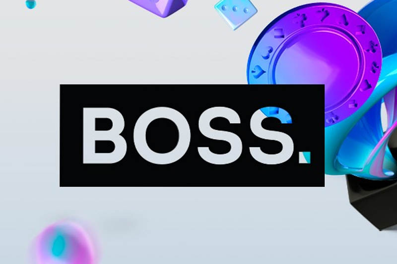 BOSS. Gaming Solutions Partners With Enteractive