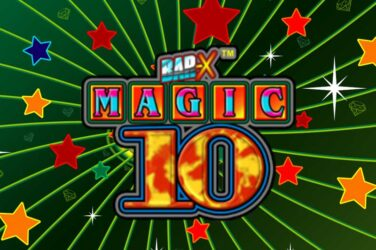 Classic Slot Machine Magic 10 Recreated For Online Play