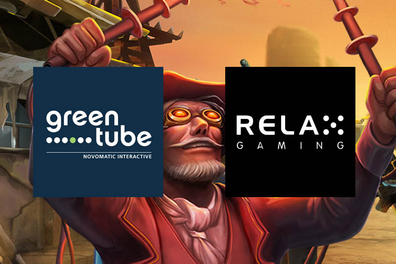 European Gambling Deal For Greentube And Relax Gaming