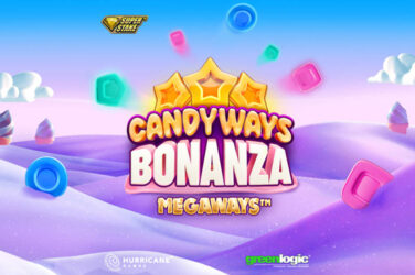 Candyways Bonanza Megaways - New Slot Game From Stakelogic