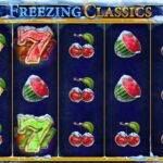 Booming Games Release Winter Themed Slot Freezing Classics