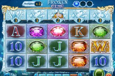 Play'n Go Sends Players Journey To The Ends Of Earth With Frozen Gems