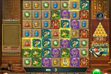 Golden Osiris - Play'n Go's Newest Video Slot + Review