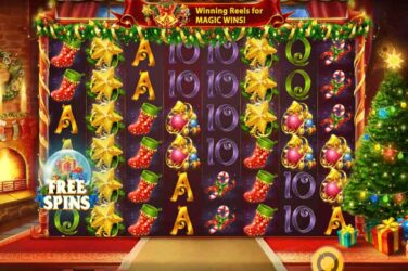 Red Tiger's Festive Slot Jingle Bells Power Reels Is Live [Review]