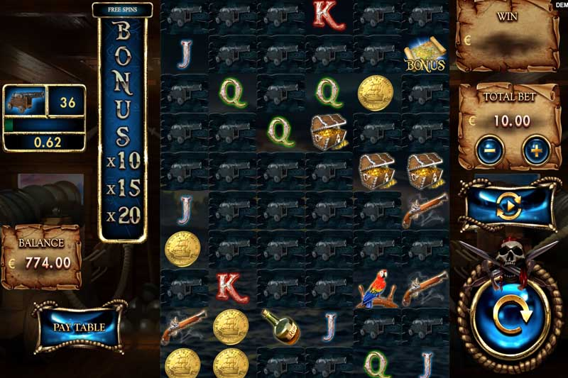 Red Rake Gaming Says Ahoy Me Hearties With New Parrot Bay Slot