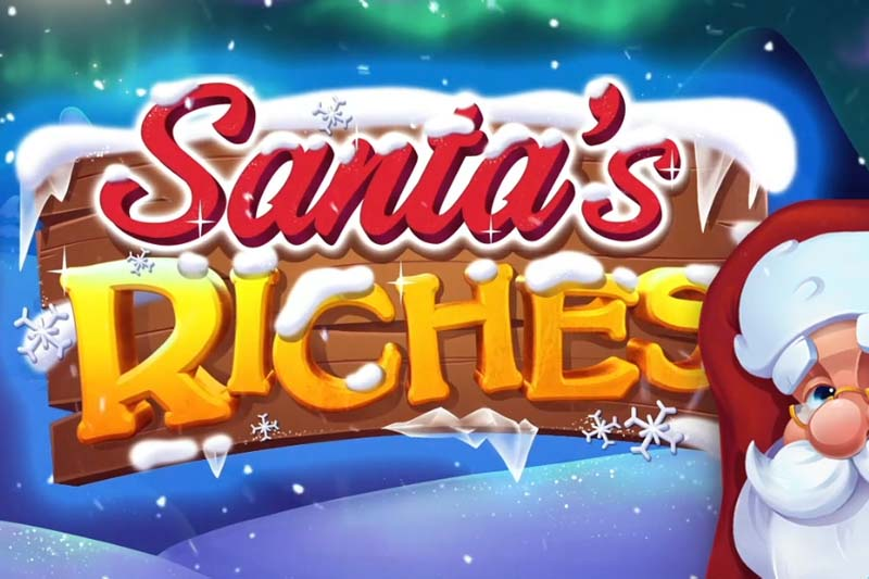 Let It Snow With Santa's Riches Slot Game 2020