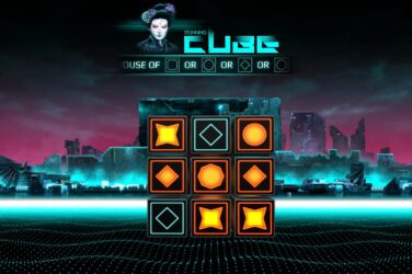 BF Games Release Stunning Cube 3D Slot