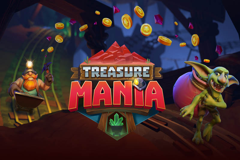 Hunt Juicy Prizes With Evoplay's Treasure Mania