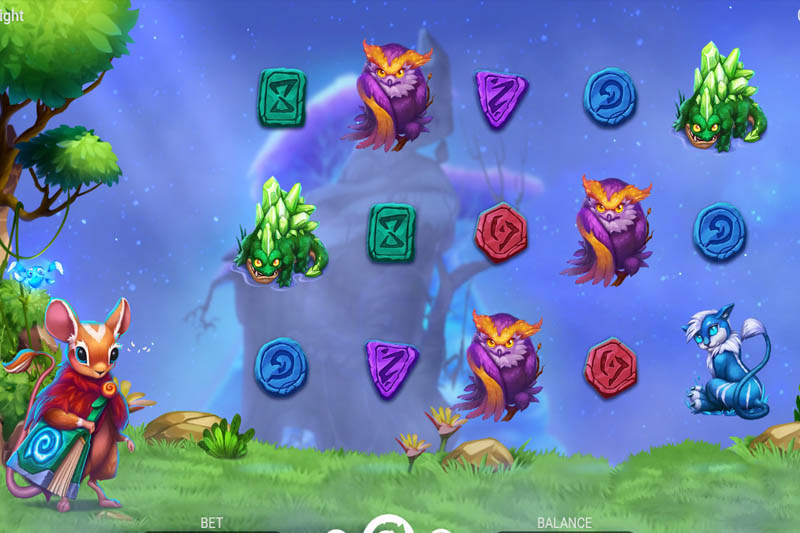 Tree Of Light - New Slot Release From Evoplay