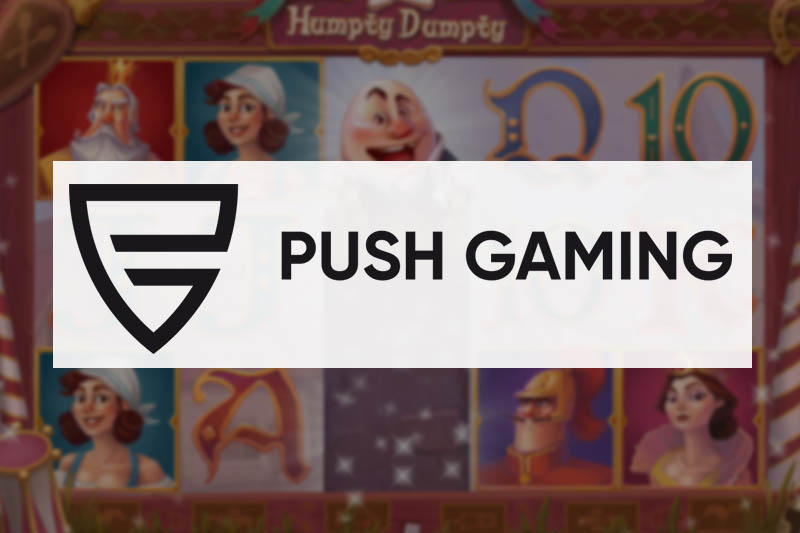EveryMatrix 'Excited' To Integrate Push Gaming Titles