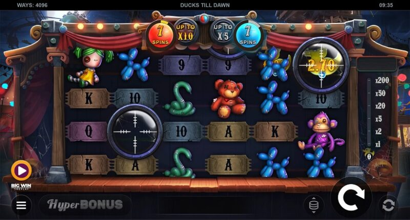 Ducks Till Dawn - New Slot Release By Kalamba Games
