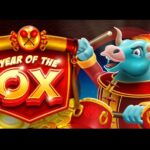 Nouvelle sortie de machine à sous de Radi8: Year of the Ox