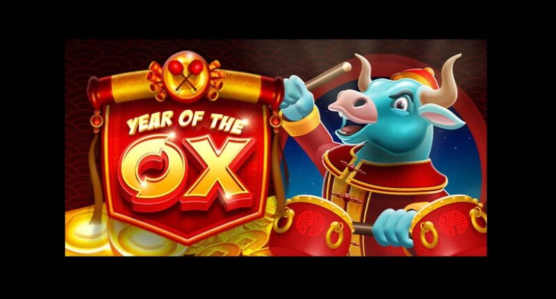 Ny spillutgivelse av Radi8: Year of the ox