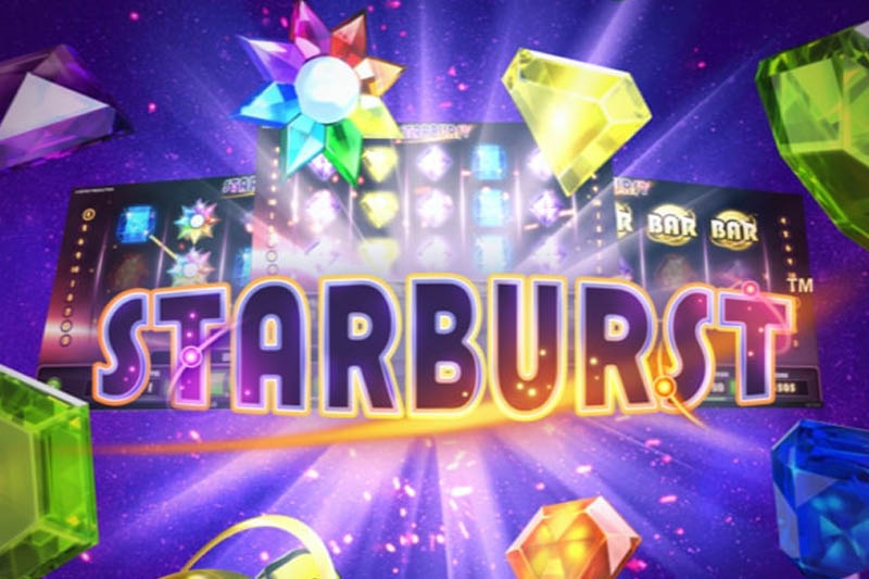 Best 3 Starburst slot casinos with free spins bonus 2021