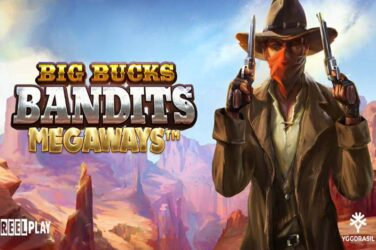 Big Bucks Bandits Megaways is the new slot game release by Yggdrasil