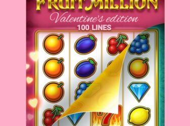 Valentinovo Fruit Million - 100 redaka