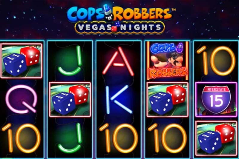Greentube oznamuje nový slot Cops n Robbers Vegas Nights