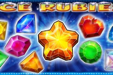 New Slot Release By CT Gaming Interactive: Ice Rubies