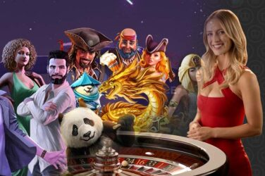 Videoslots Casino partners with Spearhead Studios and Real Dealer Studios